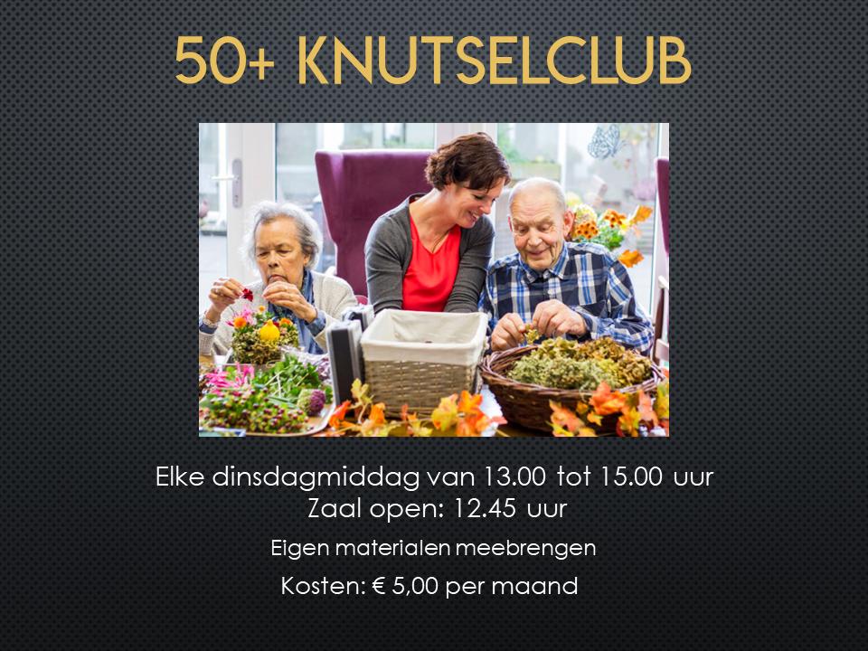 50+ Knutselclub 2020